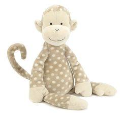 Little Jellycat MO4M Monty Monkey