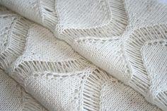 Echo Beach made with alpaca/silk/cashmere blend.  Kieran Foley pattern available on Ravelry.com
