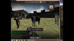 Mortal Online Spear Stance Test