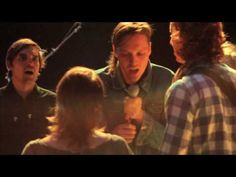 """A mere vocal warm up. Electric. A full A Capella version might just pop my tiny mind.     Arcade Fire - UNSTAGED: """"My Body is a Cage"""" Vocal Warm Up"""