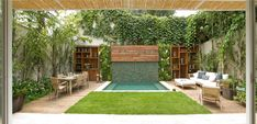 Casa de Valentina - Oásis particular - LOVE this outdoor room!!
