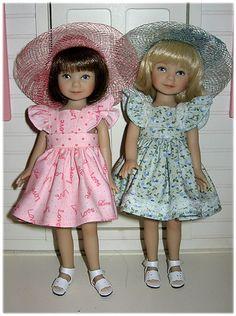 Mari and Emily sundresses | von willow_78109