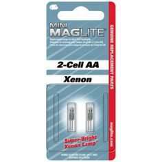 Maglite Mini Mag Flashlight Bulb Card *** To view further for this item, visit the image link.