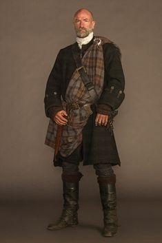 OUTLANDER's Graham McTavish as Dougal MacKenzie