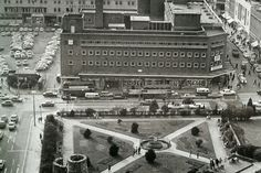 Changes: Swansea city centre through the decades...