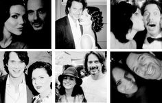 Lana Parrilla and Fred