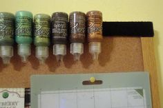 Ideas for Scrapbookers: Organizing Stickles