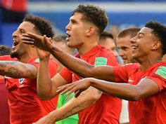 Former England star Gary Neville cannot hide his delight at his nation's incredible journey to the World Cup semi-finals in Russia. Final Four, Semi Final, Gary Neville, Soccer World Cup 2018, England National Team, England Players, John Stones, England Football, Football Players