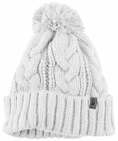1764a1ede8b The North Face Rigsby Pom Pom Beanie - Women s - Free Shipping -  christysports.com