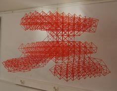 Himmeli II, Galleria Voima, 2011.