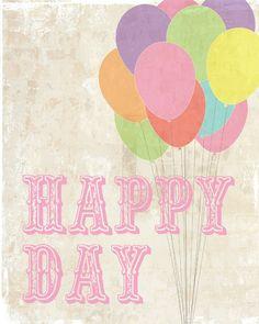 happy day!!
