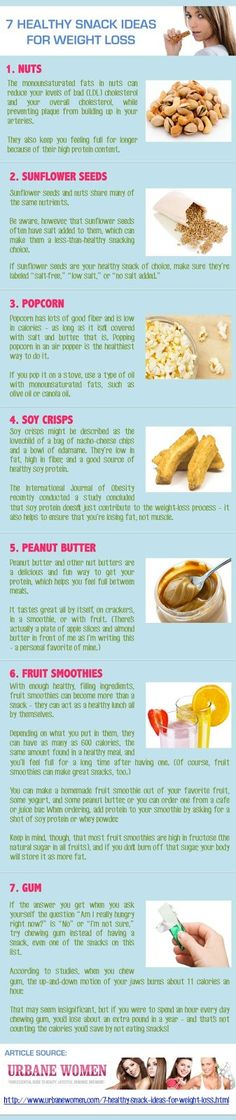 Weight Loss Tips: 7 Healthy Snack Ideas For Weight Loss