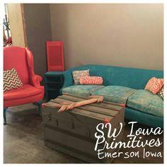 Salon Design:   Shabby Chic SW Iowa Primitives, Emerson Iowa