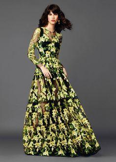 Dolce&Gabbana lookbook spring-summer 2015