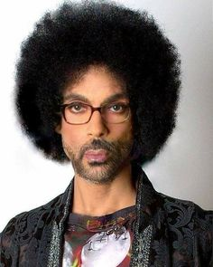 Photoshopped glasses and stubble Prince Meme, My Prince, Mavis Staples, Sheila E, Madonna, Pictures Of Prince, Prince Purple Rain, Handsome Prince, Paisley Park