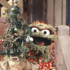 Christmas Wreaths, Christmas Tree, Christmas Ornaments, Oscar The Grouch, Spirit, Halloween, Holiday Decor, Instagram, Holidays