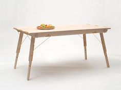aissalogerot.com. It's a table or a bench or a shelf.  All three in one!