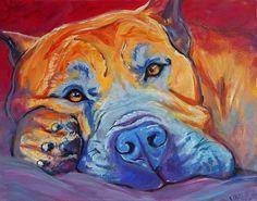 Custom Pet art by Jenn! I do acrylic pet and livestock art on canvas or wood. Check out my Etsy page today!  https://www.etsy.com/shop/JupiterJennyArts