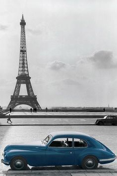 eiffel tower black and white poster - Google Search