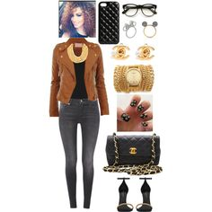 """""""Casual"""" by ezinwa on Polyvore"""