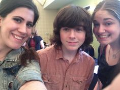 Chandler Riggs - Monster Mania (August 2014)