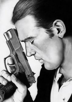 antonio banderas by ~thorn64 on deviantART #Art #CelebrityArt