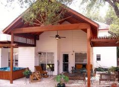 https://www.rivercitydeckandpatio.com Enjoy your backyard with a custom built patio or deck. Talk with the San Antonio deck and patio experts at River City Deck and Patio for a free quote.