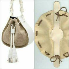 Sac (par exemple) d'une vieille paire de jeans 🎀 (avec instructions) ・ ☆ ・ 𝔤𝔢𝔣𝔲𝔫𝔡𝔢𝔫 𝔞𝔲𝔣 ・ ☆ ・ 𝔇𝔬-𝔦𝔱-𝔶𝔬𝔲𝔯𝔰𝔢𝔩𝔣 ℑ𝔡𝔢𝔢𝔫🎀 - Hauke Först - Pin Kings - bolsos - Couture Leather Bags Handmade, Handmade Bags, Leather Craft, Handmade Handbags, Diy Bags Jeans, Bag Sewing, Leather Bag Pattern, Diy Handbag, Handbag Tutorial
