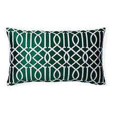 Divine Designs Vail Trellis Decorative Throw Pillow - AR-012-059