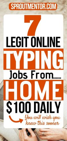 17 Best Typing Jobs images in 2016   Make money at home