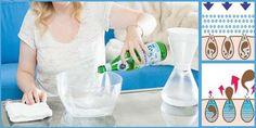 Ez történik, ha szénsavas ásványvízzel mosod meg az arcodat... Glass Of Milk, Water Bottle, Water Flask