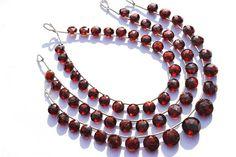 Garnet Faceted Coin Semiprecious Gemstone Beads, Quality AA, 6.50 to 7.50 mm, 18 cm, 22 pieces, GA-099/1 #garnet #garnetbeads #garnetbead #garnetcoin #coinbeads #beadswholesaler #semipreciousstone #gemstonebeads #gemrare #beadwork #beadstore #bead