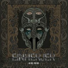 Einherjer - Av oss, for oss (2014)  Viking Metal band from Norway  #Einherjer #VikingMetal