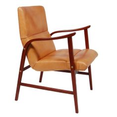 Armchair by Axel Larsson