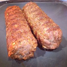 de super saucisses pour vos barbecue d'été ! Une petite recette facile à réalisée avec les protéines de soja texturées. La recette originale vient du site de Serial-Cooker. Pour réalis…