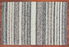 City Stripes Grey Rug, a luxury multi-textured striped wool rug in grey, beige & cream http://www.therugswarehouse.co.uk/modern-rugs3/city-design-rugs/city-stripes-grey-rug.html  #rugs #interiors
