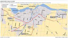 Maguire's rail plan