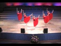 ▶ Worthy Is The Lamb / Crown Him (Travis Cottrell & Angela Cruz) Christian dance music video - YouTube