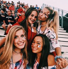 Photography Ideas For Teens Bestfriends Girls Ideas Best Friend Pictures, Bff Pictures, Friend Pics, Bff Pics, Squad Pictures, Glitter Pictures, High School Football Games, Hs Football, Football Themes
