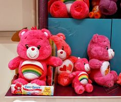 Idle Hands: The Care Bears Are Back!