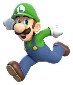 Luigi - Characters  Art - Super Mario 3D World.jpg