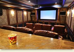 Theater home theater