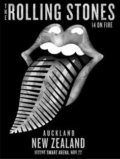 The Rolling Stones '14 On Fire'Tour - Auckland, New Zealand - November 22, 2014