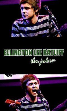 Ellington Ratliff