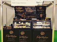 """@fudgekitchen_uk definitely had the best staff on the stall. They sang to me offered me a taste of any fudge I wanted AND repeatedly told me """"judge my fudge!"""". Who can say no to that?! The salted caramel was INSANELY good so if you see them out and about you HAVE to get some.     #blogger #lblogger #brumbloggers #ukbloggers  #bbcgoodfoodshow #goodfoodshow #fudge #judgemyfudge #fudgekitchen  #birminghamnec #rewiredPR #gifted #giftedtickets"""
