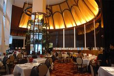 | New Yorkers love Le Cirque . It's a New York classic – and a relic ...
