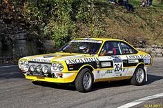 Lancia Beta Rally. Cool!
