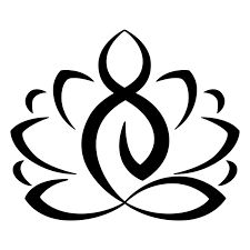 Lotus and zen meditation.Seal of Chinese meaning:Just Normal Unbiased View. Yoga Symbols, Buddhist Symbols, Zen Meditation, Meditation Images, Yoga Tattoos, Hand Tattoos, Sleeve Tattoos, Meditations Tattoo, Tatouage Yogi