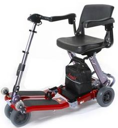 Accessories and Spare Parts   Luggie Mobility Scooter
