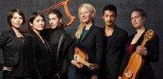 Das junge Sollazzo Ensemble unter der Leitung von Anna Danilevskaia ist bekannt für die Musik des ausgehenden mittelalters und der Renaissance. Stress, Renaissance, Anna, Music, The Nativity, Middle Ages